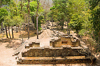 Fabulous Maya ruins of Mayan Civilization in Copan Hondura