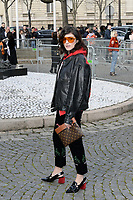 Eleonora CARISI - Show Miu Miu - Paris Fashion Week Womenswear Fall/Winter 2017/2018 - France