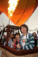 20120128 Hot Air Balloon Cairns 28 January
