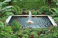 Water Garden, Longwood Gardens, Pennsylvania, USA