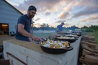 2018-06-24 RFS Chefs in the Field