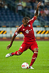 GUANGZHOU, GUANGDONG - JULY 26:  Jereme Boateng of Bayern Munich in action during a friendly match against VfL Wolfsburg as part of the Audi Football Summit 2012 on July 26, 2012 at the Guangdong Olympic Sports Center in Guangzhou, China. Photo by Victor Fraile / The Power of Sport Images *** Local Caption *** Jereme Boateng