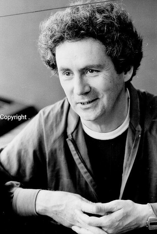 1979 FILE PHOTO - ARCHIVES -<br /> <br /> Director Claude Jutra <br /> <br /> PHOTO :  Keith  BEATY  - Toronto Star Archives - AQP
