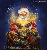 Marcello, CHRISTMAS SANTA, SNOWMAN, WEIHNACHTSMÄNNER, SCHNEEMÄNNER, PAPÁ NOEL, MUÑECOS DE NIEVE, paintings+++++,ITMCXM2214,#x#