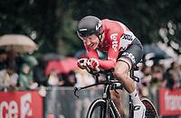 Lars Bak (DEN/Lotto-Soudal)<br /> <br /> 104th Tour de France 2017<br /> Stage 1 (ITT) - Düsseldorf › Düsseldorf (14km)