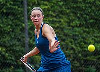 Hilversum, Netherlands, August 9, 2017, National Junior Championships, NJK, Birgit Heijnemans<br /> Photo: Tennisimages/Henk Koster