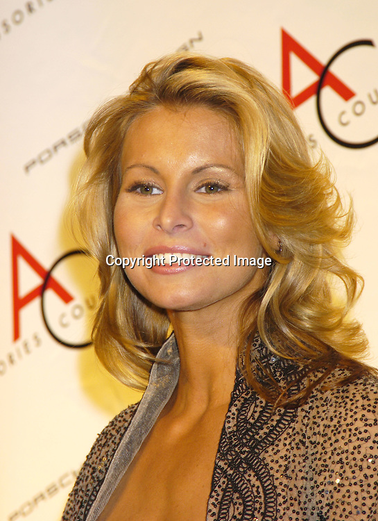 Niki Taylor ..at The Accessories Council 8th Annual ACE Awards on ..November 1, 2004 at Cipriani 42nd Street. ..Photo by Robin Platzer, Twin Images