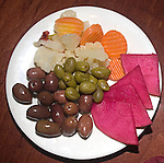Appetizer, Maroosh Restaurant, Miracle Mile, Miami, Florida