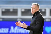 Head Coach Peter Vermes of Sporting Kansas City