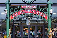 Toy Train Museum, Ronks, Lancaster, Pennsylvania, USA