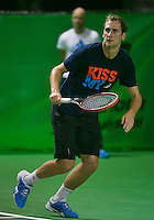 11-02-14, Netherlands,Rotterdam,Ahoy, ABNAMROWTT,Thiemo de Bakker<br /> Photo:Tennisimages/Henk Koster