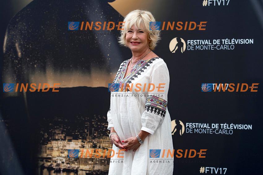 Marie Vincent (En Famille) Monaco - 17/06/2017<br /> 57 festival TV Monte Carlo <br /> Foto Norbert Scanella / Panoramic / Insidefoto