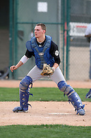 January 16, 2010:  Nick Richter (Plantsville, CT) of the Baseball Factory Northeast Team during the 2010 Under Armour Pre-Season All-America Tournament at Kino Sports Complex in Tucson, AZ.  Photo By Mike Janes/Four Seam Images