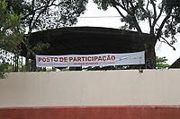 Serrana (SP), 16/02/2021 - Projeto S-SP - Escola Maria Celina W. de Assis. Escolas que serão usadas como Postos de Participação do Projeto S do instituto Butantan na cidade de Serrana, interior de São Paulo, na manhã desta terça-feira (16). O estudo, inédito no mundo, foi idealizado  pelo Instituto Butantan e tem como objetivo analisar o impacto e a eficácia da vacinação na redução de casos de Covid-19 e no controle da pandemia.