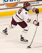 Makenna Newkirk (BC - 19) - The Boston College Eagles defeated the visiting Boston University Terriers 5-3 (EN) on Friday, November 4, 2016, at Kelley Rink in Conte Forum in Chestnut Hill, Massachusetts.The Boston College Eagles defeated the visiting Boston University Terriers 5-3 (EN) on Friday, November 4, 2016, at Kelley Rink in Conte Forum in Chestnut Hill, Massachusetts.