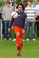 KV Kortrijk eerste training..William Xavier Barbosa..fotos DAVID CATRY/VDB