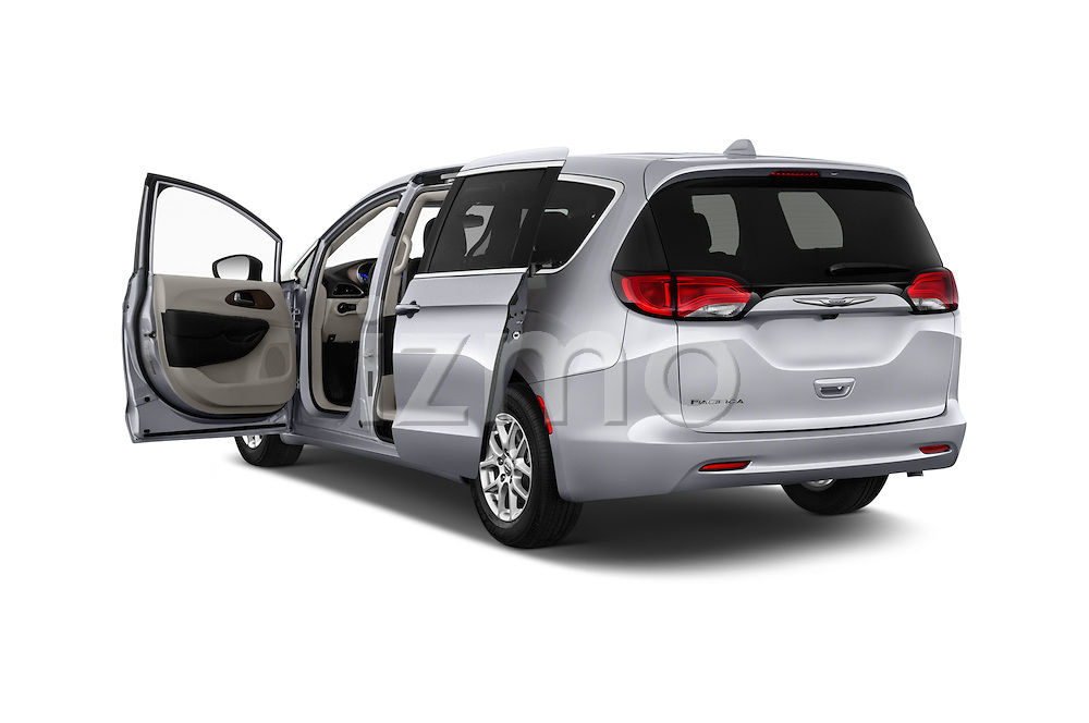 Car images of 2017 Chrysler Pacifica LX 5 Door Minivan Doors