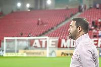 RECIFE, PE, 18.04.2018: NAUTICO-PONTE PRETA - Partida entre Nautico e Ponte Preta valido pela Copa Do Brasil, nesta quarta feira (18) na Arena de Pernambuco (Foto: Rafael Vieira/Codigo19)