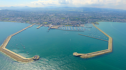 Dun Laoghaire Harbour could be the Abbotstown of the Sea