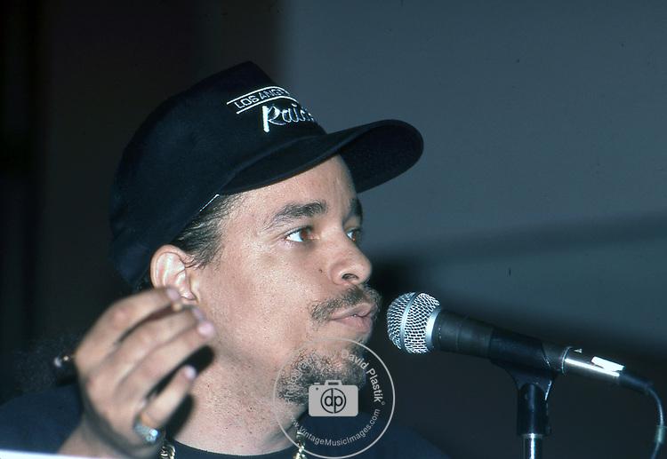 Ice T 1989 New York City