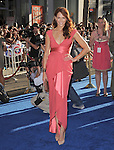 """Amanda Righetti at The Marvel Studios Premiere of """" Captain America : The First Avenger """"  held at The El Capitan Theatre in Hollywood, California on July 19,2011                                                                               © 2011 DVS/Hollywood Press Agency"""