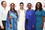 """Miracle in Rwanda"" honors International Day of Reflection - Reception"