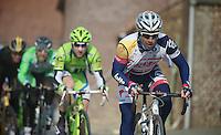 3 Days of De Panne.stage 1: Middelkerke - Zottegem..Vicente Reynes (ESP)..