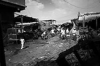 A market in Bayt al-Faqih city.