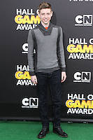 SANTA MONICA, CA, USA - FEBRUARY 15: Jackson Pace at the 4th Annual Cartoon Network Hall Of Game Awards held at Barker Hangar on February 15, 2014 in Santa Monica, California, United States. (Photo by David Acosta/Celebrity Monitor)