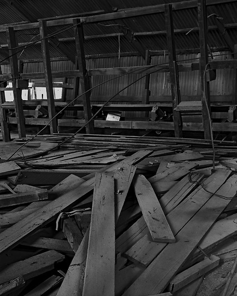 The Forest Floor<br /> <br /> Boards<br /> Murtoa Stick Shed