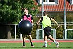15.09.2020, Sportpark Illoshöhe, Osnabrück, GER, 2. FBL, Training VfL Osnabrueck <br /> <br /> im Bild<br /> Moritz Heyer (VfL Osnabrück, 6)<br /> <br /> Foto © nordphoto / Paetzel