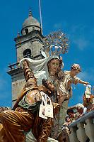 Fest Nuestra Señora del Carmen in Foz, galicien, Spanien