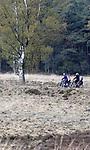 Foto: VidiPhoto<br /> <br /> LOENEN – Bos en hei op de Loenermark bij Loenen. Het Veluwse natuurgebied heeft net als de rest van de Veluwe veel last van verzuring en vermesting, veroorzaakt door een teveel aan stikstofneerslag. Gevolg is dat planten afsterven, insecten verdwijnen en eikenbomen dood gaan. Op een aantal plekken op de Veluwe is 90 procent van de eiken al afgestorven.<br /> Foto: De Loenermark is een populair wandel- en fietsgebied.