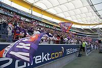 Fans der Frankfurt Galaxy