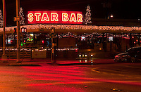 The Star Bar is a happy hour favorite located in the West 6th Street District