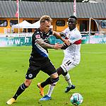 20200829 AUT, Helden Cup, Arminia Bielefeld vs VfB Stuttgart