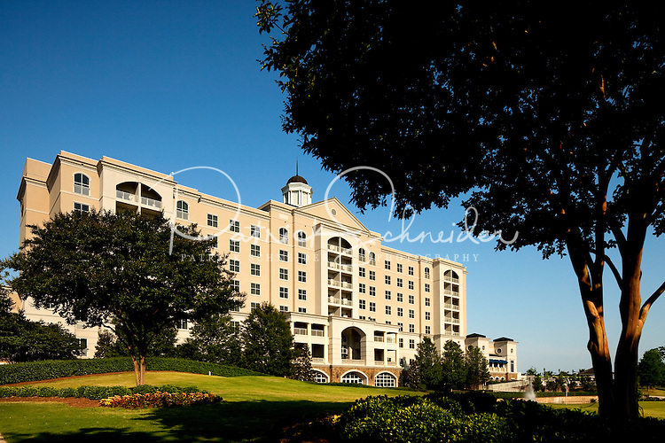 The Ballantyne Hotel & Lodge, located within the community of Ballantyne, a suburb of Charlotte NC located near the South Carolina border. The 2,000-acre mixed-use development was created by land developer Howard C. Smokey Bissell. The Ballantyne Hotel, formerly called the Ballantyne Resort, is a Forbes Four Star and AAA Four Diamond property.