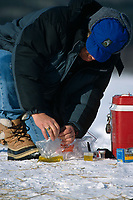 Bill McCormick Collects Urine Sample For Drug Test<br /> Ruby Checkpoint Alaska