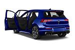 Car images of 2021 Volkswagen Golf R 5 Door Hatchback Doors