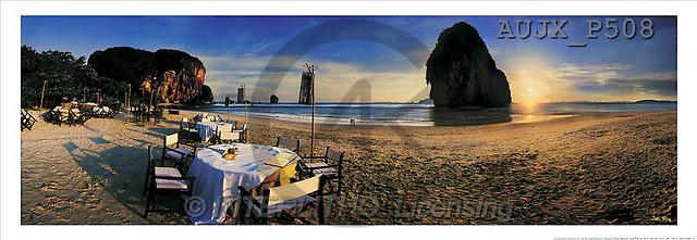Dr. Xiong, LANDSCAPES, panoramic, photos, Krabi, Thailand(AUJXP508,#L#)