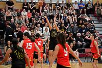 20201026 Aon U15 National Basketball Girls' Final - Waikato v Wellington