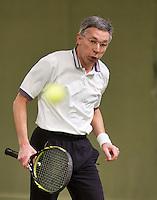 March 7, 2015, Netherlands, Hilversum, Tulip Tennis Center, NOVK, Rolf Thung (NED)<br /> Photo: Tennisimages/Henk Koster