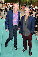 Lord Andrew Lloyd Webber and Ben Elton<br /> arrives for the V&A Summer Party 2016, South Kensington, London.<br /> <br /> <br /> ©Ash Knotek  D3135  22/06/2016