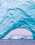 Eastern Greenland, icebergs