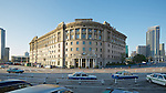 SMR Wharf/Port Administrative Headquarters.  Built Between 1916 And 1926 In Dalian (Dalny/Dairen).