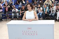 Pauline CAUPENNE - 69E FESTIVAL DE CANNES 2016 - PHOTOCALL DU FILM 'LA FORET DE QUINCONCES'