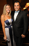 Gina and Dr. Devinder Bhatia at the Houston Children's Charity's 14th Annual Gala at the Hyatt Regency Saturday Oct. 23, 2010. (Dave Rossman/For the Chronicle)