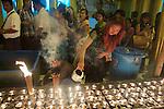 Adding Oil, Festival Of The Moon, Shwedagon Pagoda