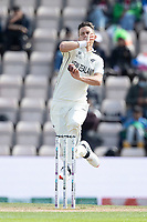 Trent Boult, New Zealand in action during India vs New Zealand, ICC World Test Championship Final Cricket at The Hampshire Bowl on 22nd June 2021