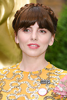 Ophelia Lovibond<br /> arriving for the BAFTA Craft Awards 2018 at The Brewery, London<br /> <br /> ©Ash Knotek  D3398  22/04/2018